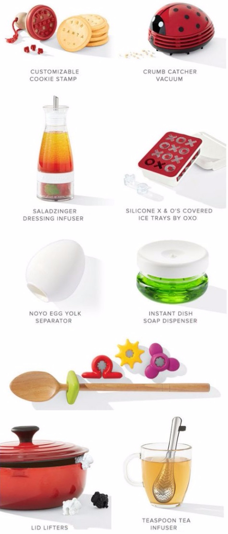 The Perfect Stocking Stuffers at The Container Store