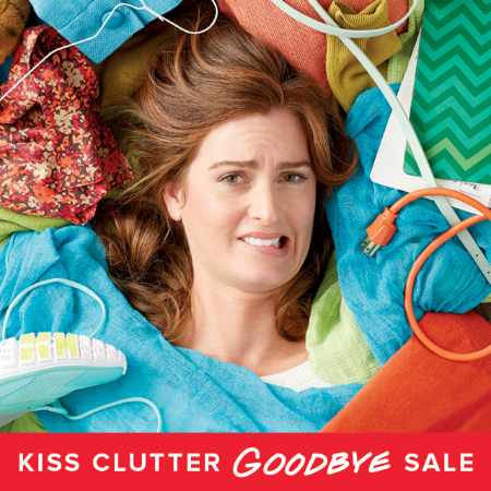 The Container Store Kiss Clutter Goodbye Event at The Container Store