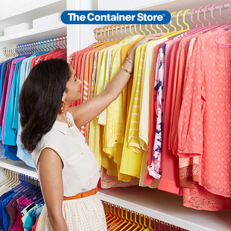 The Container Store's Get Your Life Together SALE! at The Container Store