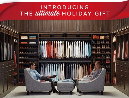 Introducing the Ultimate Holiday Gift at The Container Store