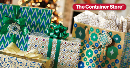 Make The Holidays Shine at The Container Store
