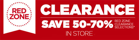 50-70% Off Clearance Sale at JCPenney