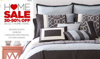 30-50% Off Select Home Items