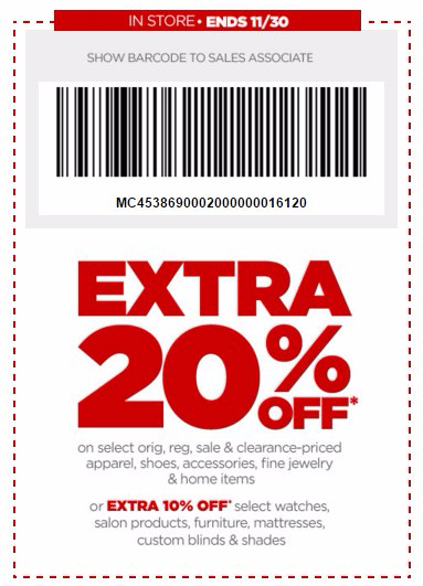Extra 20% Off Select Items