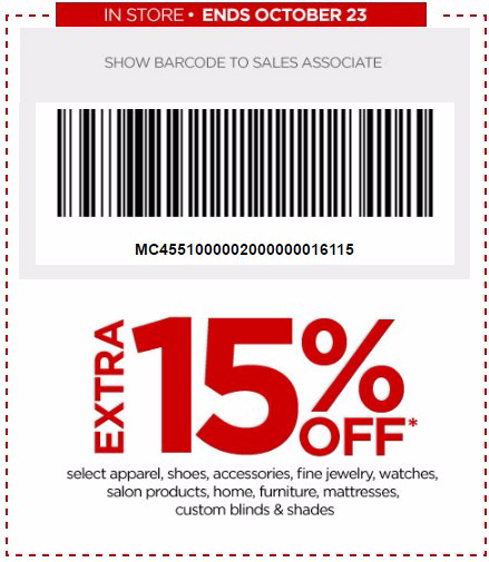 Extra 15% Off Select Items