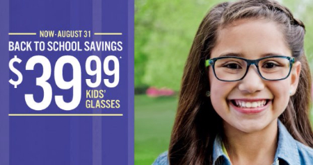$39.99 Kids' Glasses