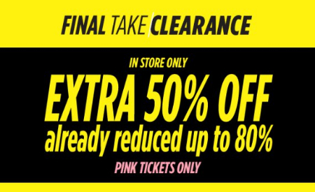 27233adc1cf77 Sandusky Mall Complex ::: Up to 80% Off Final Take Clearance ...
