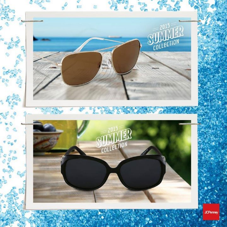 Wear These Great Sunglasses at JCPenney