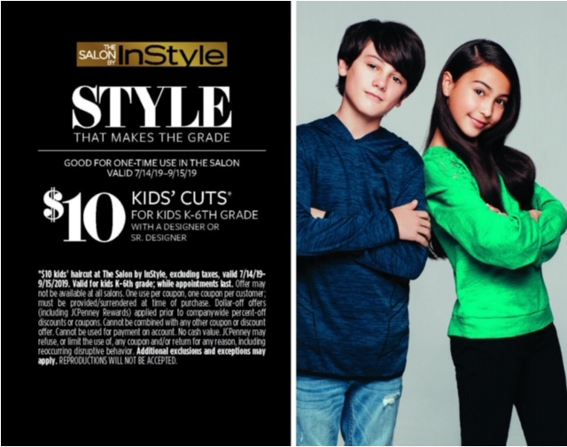 32868d3fba2 Chico Mall ::: $10 Kids' Cuts' at the JCP Salon ::: JCPenney