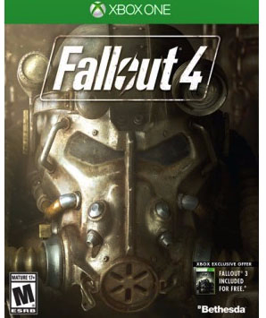 Shop New Xbox One Fallout 4