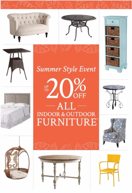 Pier 1 Imports | Up To 20% Off All Indoor U0026 Outdoor Furniture