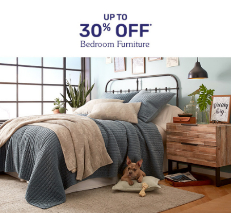 Pier 1 Imports Up To 30 Off Bedroom Furniture