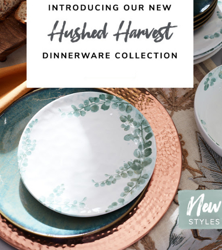 Mt  Pleasant Towne Centre ::: Introducing Our New Hushed Harvest