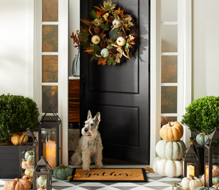 . Eastwood Towne Center     Embrace Fall s First Signs     Pier 1 Imports