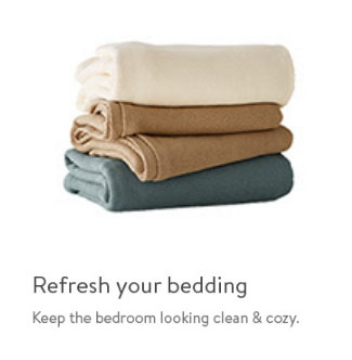 Walmart | Refresh Your Bedding