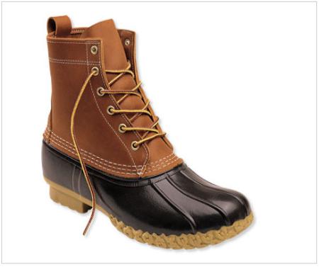 Men's L.L.Bean Boots, 8