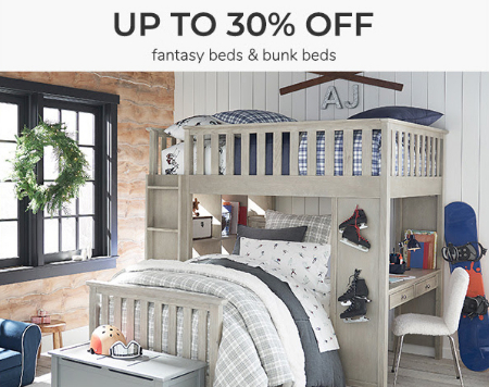 Hyde Park Village Up To 30 Off Fantasy Beds Bunk Beds At