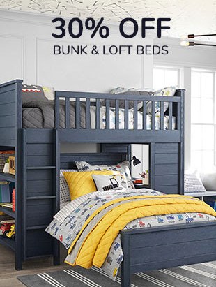 Deer Park Town Center 30 Off Bunk Loft Beds Pottery Barn Kids