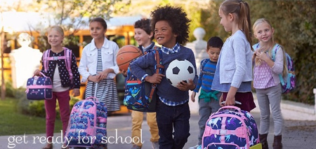 Save up to 40% on Select Backpacks & Lunch Bags at pottery barn kids