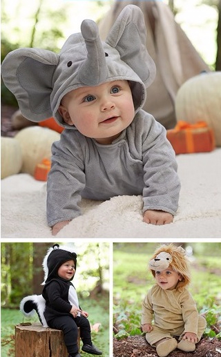 Our Exclusive Costumes Have Arrived at pottery barn kids