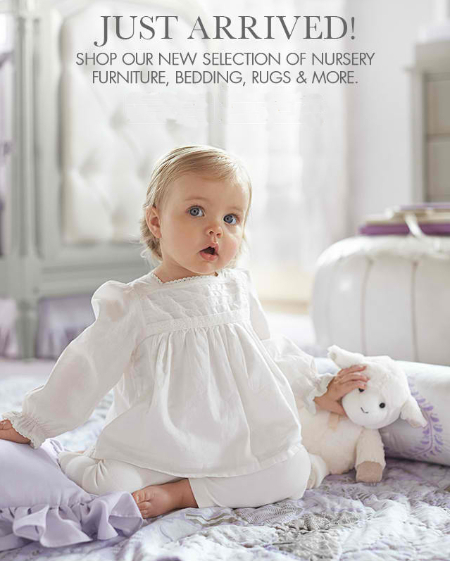 Shop New Arrivals at pottery barn kids