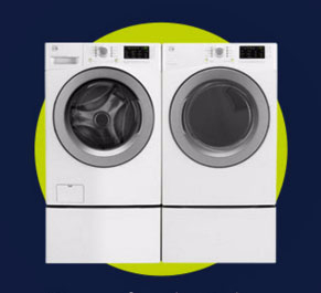 57% Off Kenmore Washer & Dryer