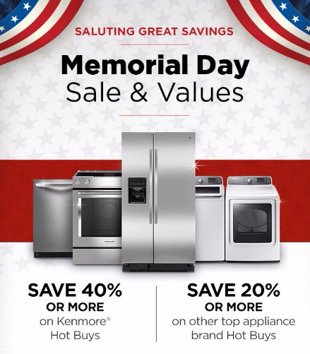 Memorial Day Savings up to 60% Off