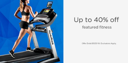 Newburgh Mall ::: Up to 40% Off Featured Fitness ::: Sears