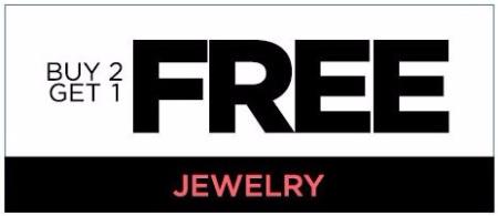 Buy 2 Get 1 Free Jewelry