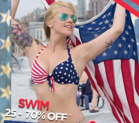25-75% Off Swim