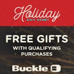 Free Gifts with Qualifying Purchases