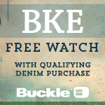Live in Denim at Buckle