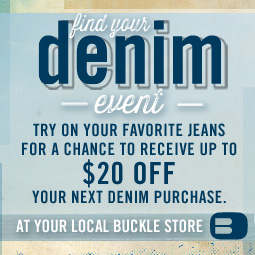 Find Your Denim Event