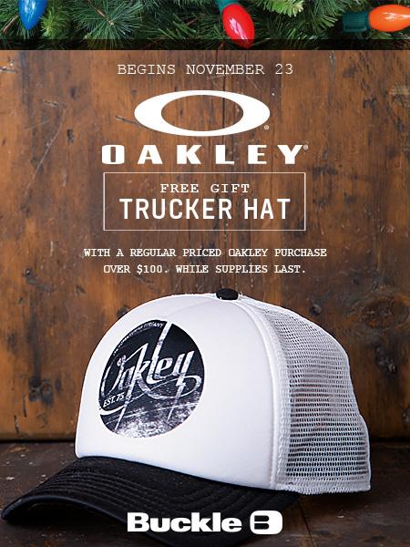 Oakley Trucker Hat