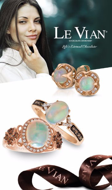 The Neopolitan Opal From Le Vian