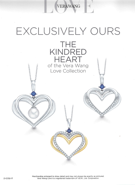 The Kindred Heart | Vera Wang Love Collection