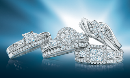 Explore Our Diamond Rings at Zales