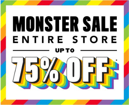 23f899151 Crossroads Mall (IA) ::: Monster Sale ::: The Children's Place
