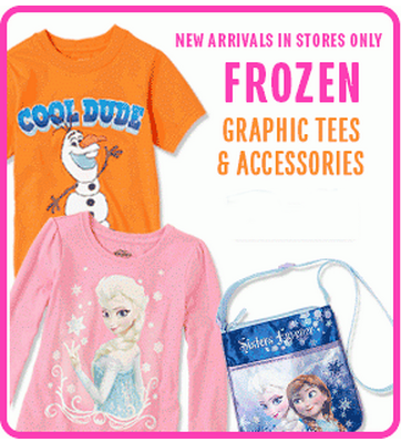 New Frozen Arrivals