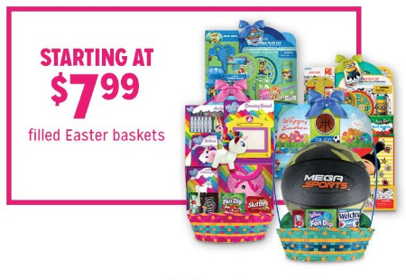 Kukui grove center filled easter baskets starting at 799 kmart filled easter baskets starting at 799 negle Gallery
