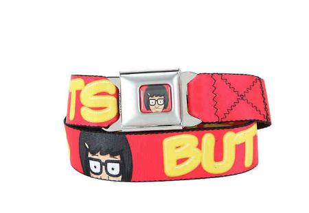 Bob's Burgers Tina Butts Seat Belt
