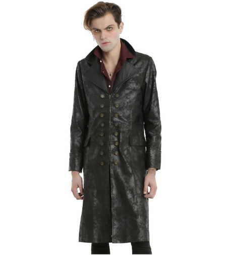 Once Upon A Time Hook Guys Coat