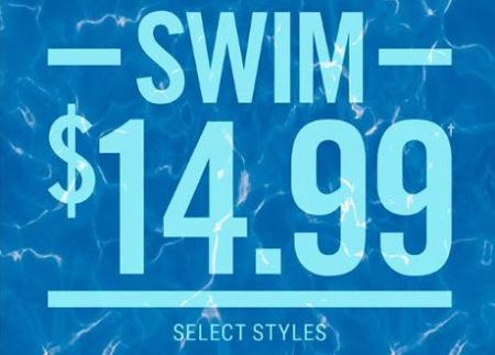 $14.99 Swim
