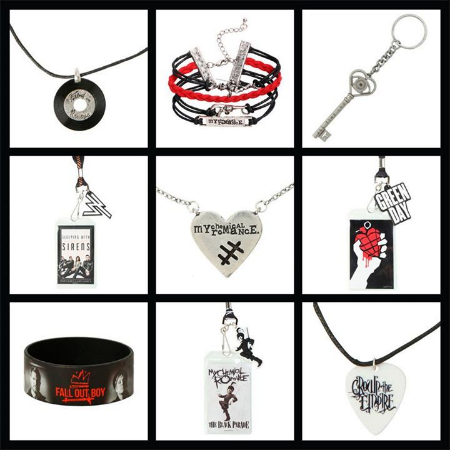 Put on These Great Accessories at Hot Topic