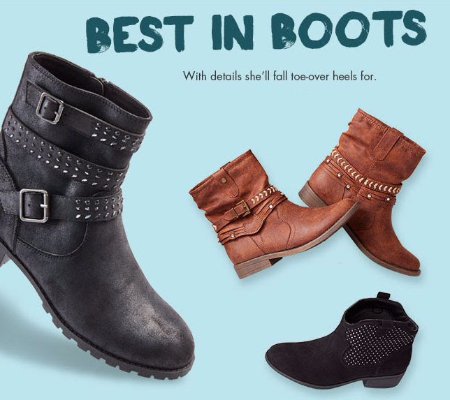 Best in Boots
