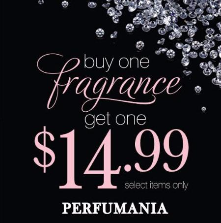 BOGO $14.99 Select Fragrance Singles & Sets