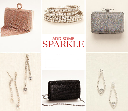 Sparkle With Our Great Accessories