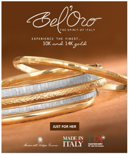 Bel'Oro Gold: The Spirit Of Italy