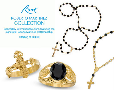 Roberto Martinez Collection Starting at $24.99 at Piercing Pagoda
