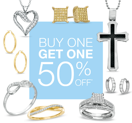 BOGO 50% Off Jewelry at Piercing Pagoda